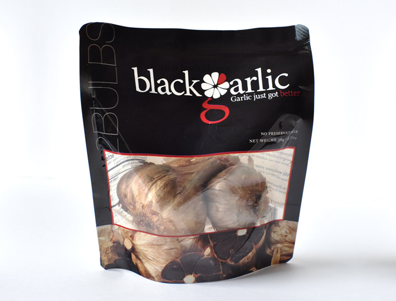 Black Garlic 2 Bulb Pack